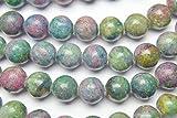 【 福縁閣 】ルビーインアパタイト 10mm 1連(約38cm)_R1818/A6-2天然石 パワーストーン ビーズ