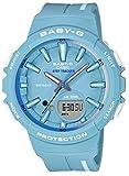 [カシオ] 腕時計 ベビージー FOR RUNNING STEP TRACKER BGS-100RT-2AJF レディース ブルー
