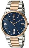 Jivago Men's 'Clarity' Quartz Stainless Steel Casual Watch (Model: JV3516)