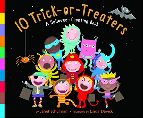 10 Trick-or-Treaters (English Edition)