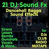 Jamaican Horn Siren (Dancehall Hip-Hop Club FX)