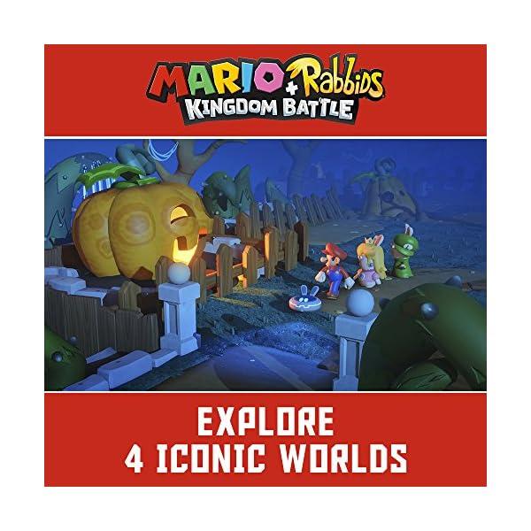 Mario + Rabbids Kingdom...の紹介画像7