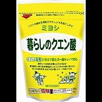 【まとめ買い】暮らしのクエン酸 330g ×2セット