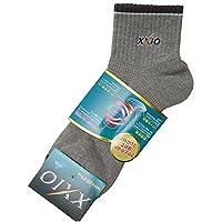 DUNLOP(ダンロップ) XXIO ショートソックス メンズ XMO8402 グレー