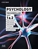 Cover of Psychology for Queensland Units 1&2 Student book + obook assess