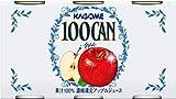 100CAN アップル 160g ×30本