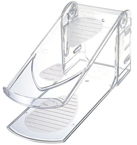 伊勢藤 靴収納ハーフ 3段階調節機能付 20個セット