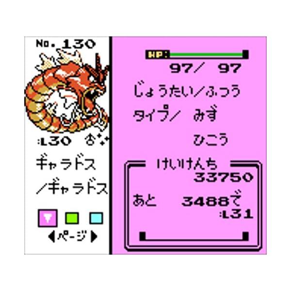 ポケットモンスター 銀 専用ダウンロードカード...の紹介画像8
