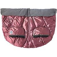 7AM Enfant Duo Double Stroller Blanket, Metallic Lilac by 7AM Enfant