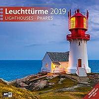 Leuchttuerme 2019 Broschuerenkalender