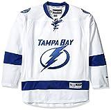リーボック ジャージ Tampa Bay Lightning Reebok Premier Replica Road NHLホッケージャージ–サイズXL