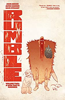 [Arcudi, John]のRumble Vol. 2: A Woe That Is Madness