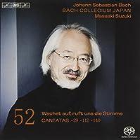 Cantatas Vol. 52