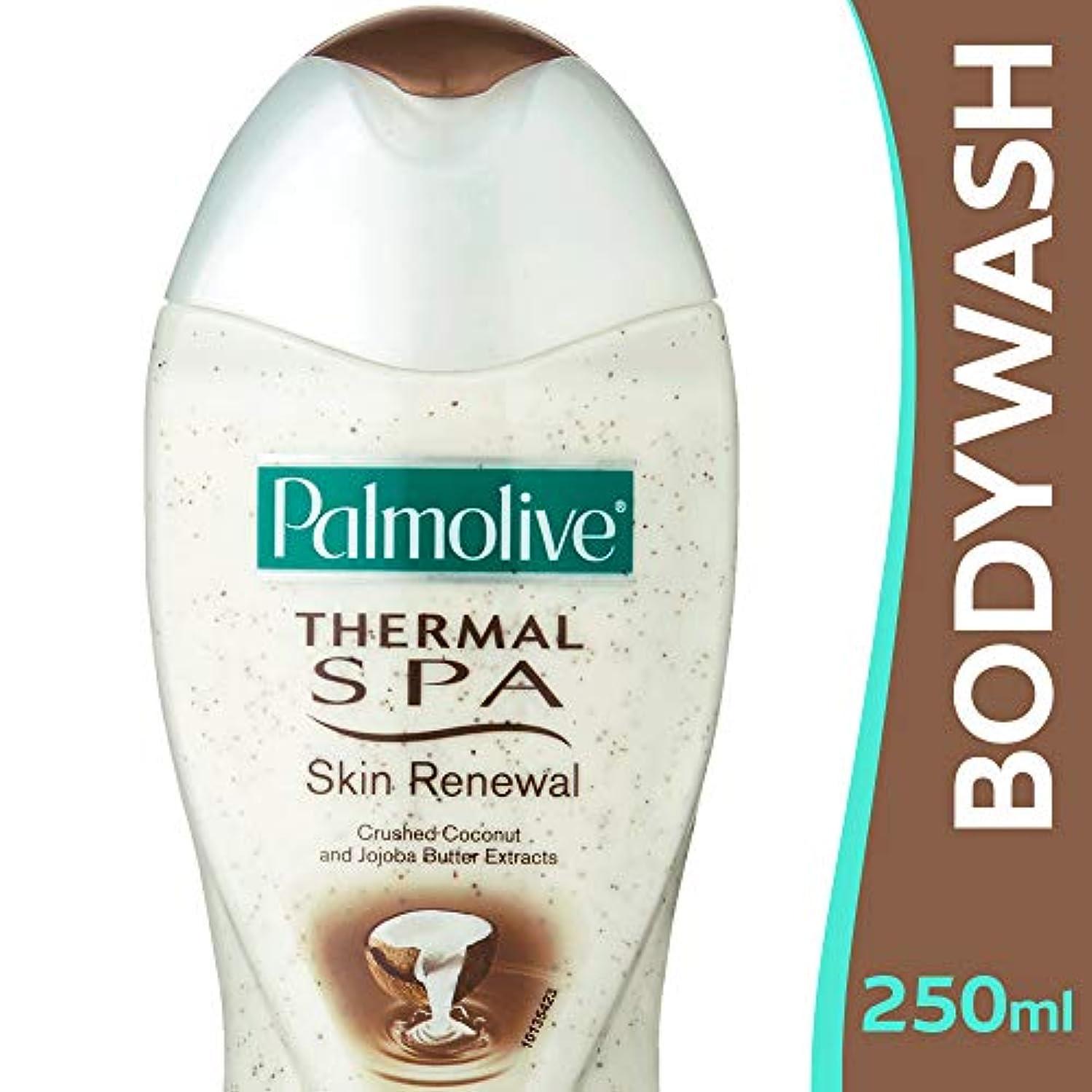 権限悪党採用するPalmolive Bodywash Thermal Spa Skin Renewal Shower Gel - 250ml