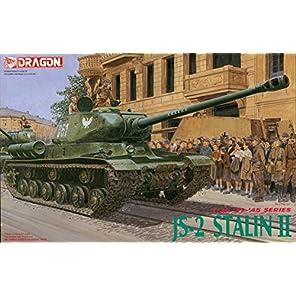プラッツ DR6012 1/35 WW.II ソビエト軍 JS-2 スターリンII プラモデル