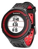 GARMIN(ガーミン) ランニングGPS ForeAthlete 220J ブラック/レッド Bluetooth対応 【日本正規品】 114764