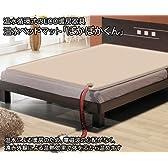 温水ベッドマット ぽかぽかくん 温水暖房システム (シングル)