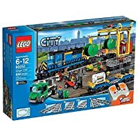 LEGO City Trains Cargo Train 60052 Building Toy おもちゃ [並行輸入品]
