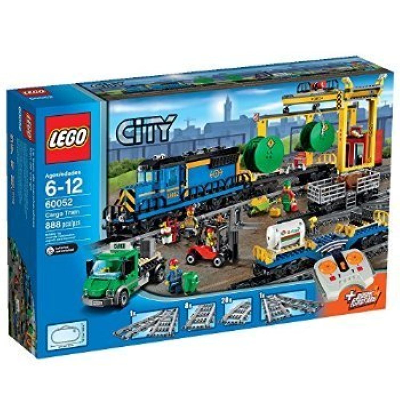 LEGO City Trains Cargo Train 60052 Building Toy おもちゃ [並行輸入品]