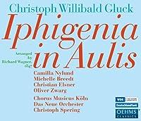 クリストフ・ヴィルバルト・グルック:歌劇「アウリスのイフィゲニア」[2CDs]