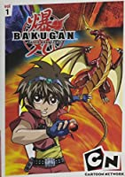 Bakugan 1-4 [DVD] [Import]