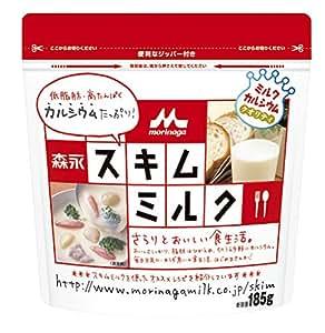 森永 スキムミルク 185g