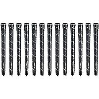 Lamkin wrap-tech Oversize ( + 1 / 8インチ0.580 13 Pieceゴルフグリップバンドル(