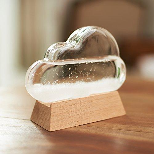 天気や気温で結晶の形が変化。