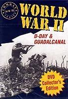 World War II-D-Day & Guadalcan [DVD] [Import]