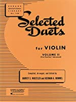Selected Duets for Violin: Advanced First Position