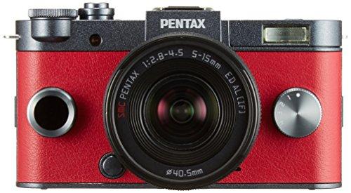 PENTAX ミラーレス一眼 Q-S1 ズームレンズキット [標準ズーム 02 STANDARD ZOOM] ガンメタル 06156