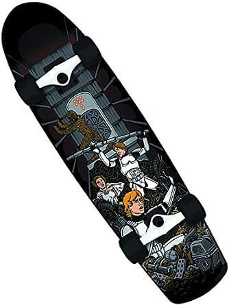 スターウォーズ/ トラッシュ・コンパクター ジャマー クルーザー スケートボード