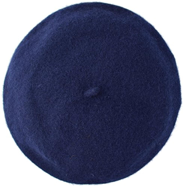 (カービーズ) curvy's ベレー帽 レディース ベレー 帽 帽子 ウール シンプル