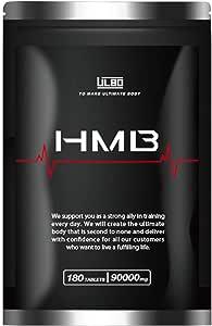 ULBO HMB-Ca サプリメント タブレッドタイプ 1袋 90000mg配合 30日分 国内生産