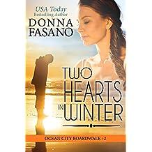 Two Hearts in Winter (Ocean City Boardwalk Series, Book 2) (English Edition)