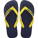 メンズ 水着 [ハワイアナス] ビーチサンダル Brasil Logo 4110850