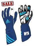 adidas Adidasアディスター手袋 XXL ブルー F9411