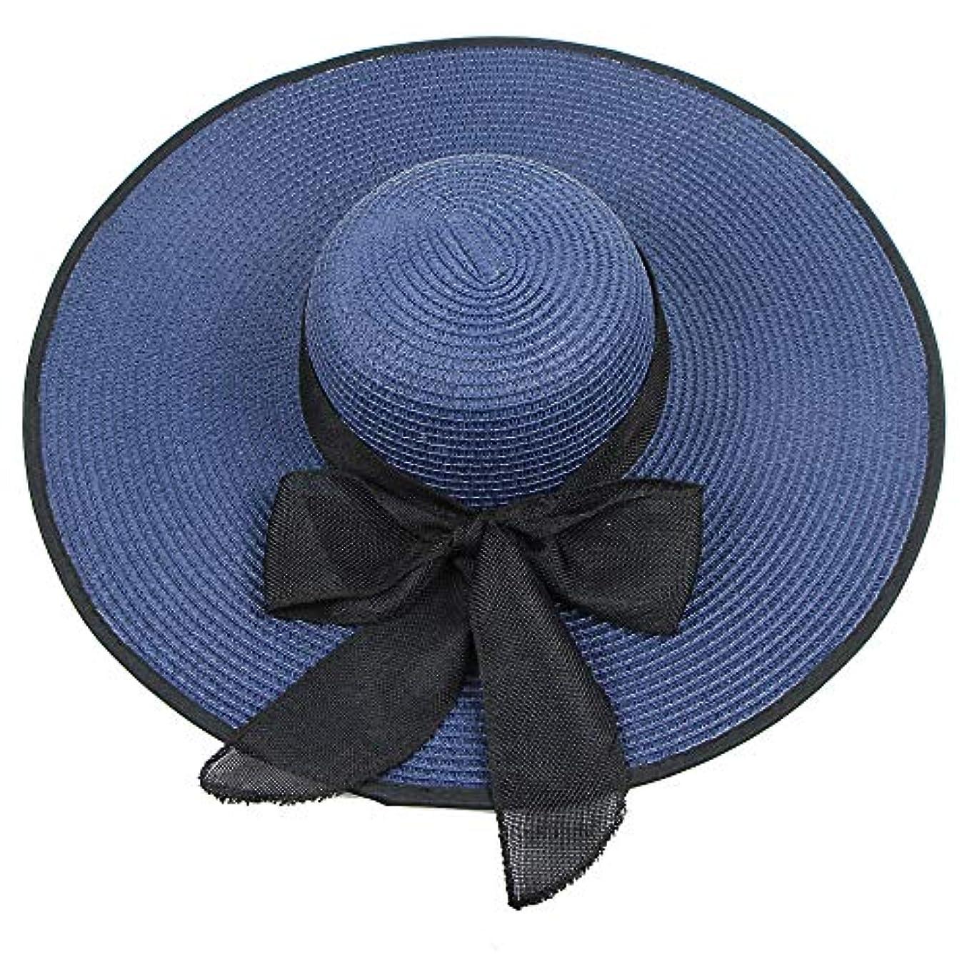 手段夜間スタッフUVカット 帽子 ハット レディース つば広 折りたたみ 持ち運び つば広 調節テープ 吸汗通気 紫外線対策 おしゃれ 可愛い ハット 旅行用 日よけ 夏季 女優帽 小顔効果抜群 花粉対策 小顔 UV対策 ROSE ROMAN