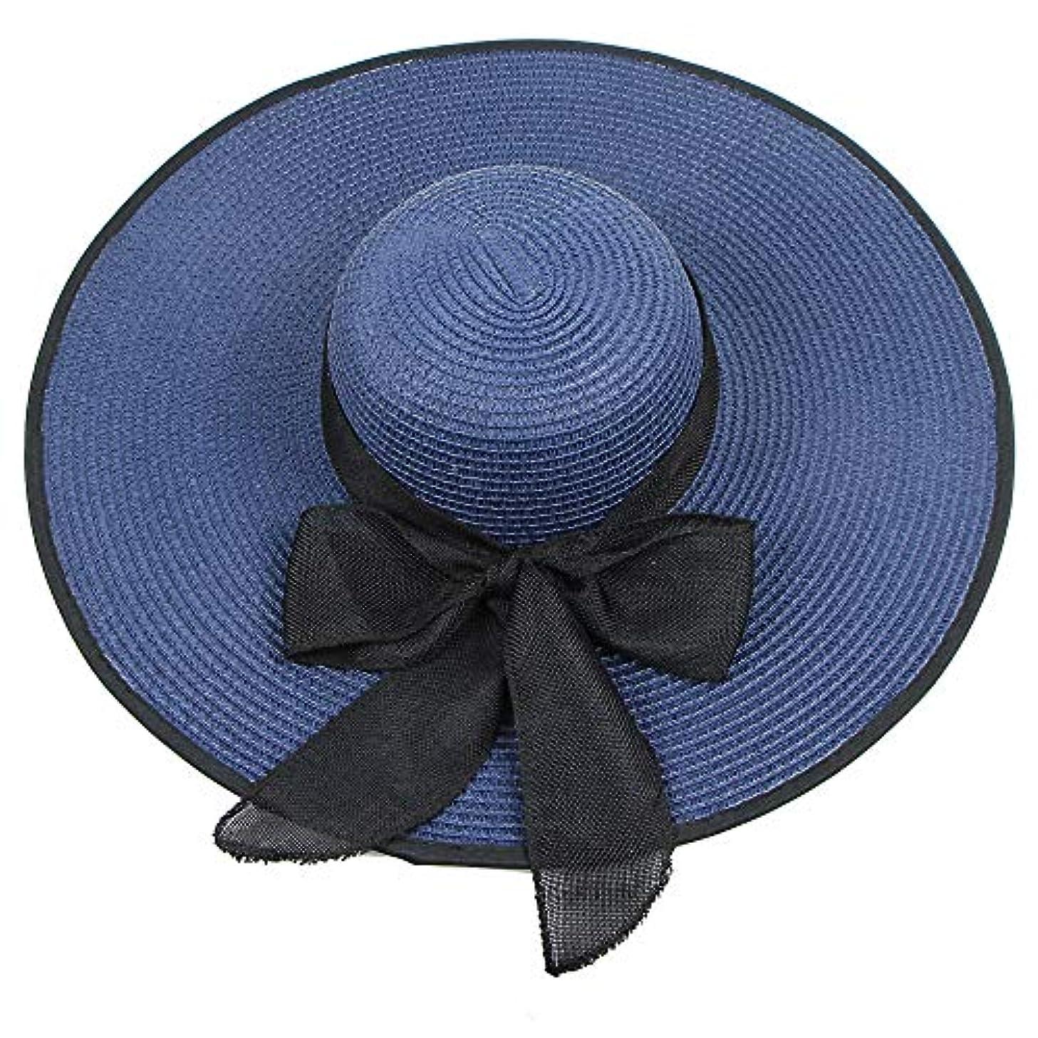 スライムバースト発言するUVカット 帽子 ハット レディース つば広 折りたたみ 持ち運び つば広 調節テープ 吸汗通気 紫外線対策 おしゃれ 可愛い ハット 旅行用 日よけ 夏季 女優帽 小顔効果抜群 花粉対策 小顔 UV対策 ROSE ROMAN