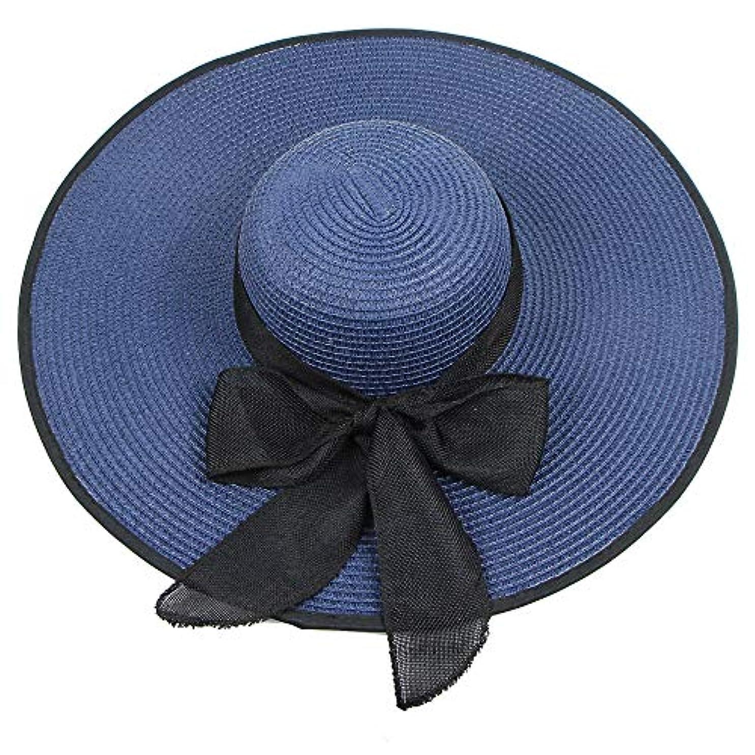 夕暮れキラウエア山威するUVカット 帽子 ハット レディース つば広 折りたたみ 持ち運び つば広 調節テープ 吸汗通気 紫外線対策 おしゃれ 可愛い ハット 旅行用 日よけ 夏季 女優帽 小顔効果抜群 花粉対策 小顔 UV対策 ROSE ROMAN