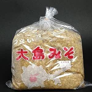 大島みそ 麦みそ 850g×5個