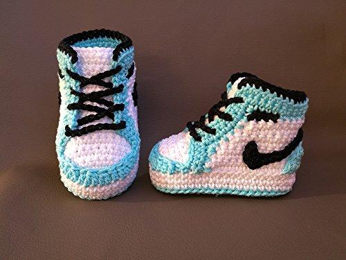 Crochet PATTERN baby Air Jorda...