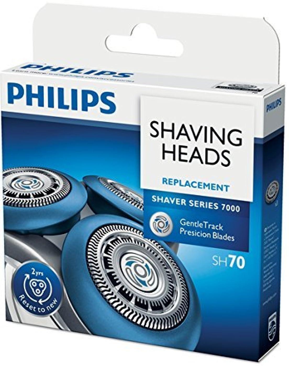 フィリップスシェーバー替え刃 交換用ヘッド替刃 交換用ヘッド替刃 (7000シリーズ)