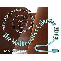 The Mathematics Calendar 2019