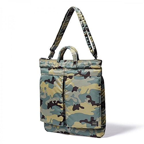 (ヘッド・ポーター) HEADPORTER JUNGLE HELMET BAG OLIVE