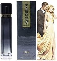 Paris Hilton Gold Rush for Men 3.4 oz. EDT Spray, 100 ml, Black (137766077)