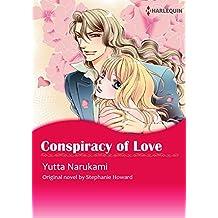 Conspiracy of Love: Harlequin comics