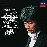 マーラー:交響曲第7番《夜の歌》、第8番《千人の交響曲》