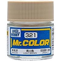 Mr.カラー C321 黄土色
