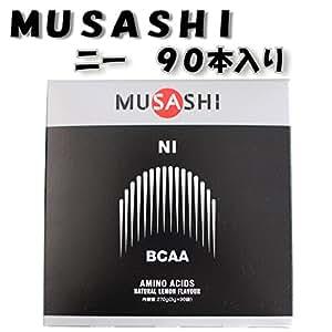 MUSASHI NI スティック 3.0g×90本 リカバリー ムサシ ニー 90袋